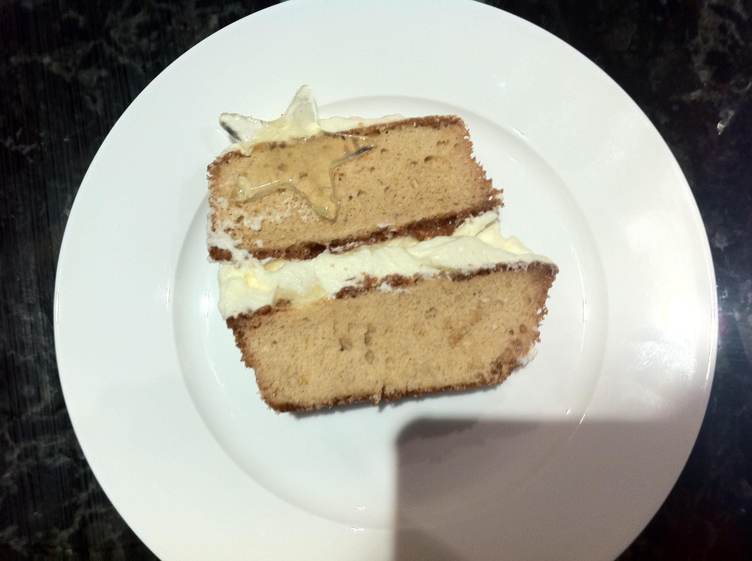 Toffee Shards Cake Decorating